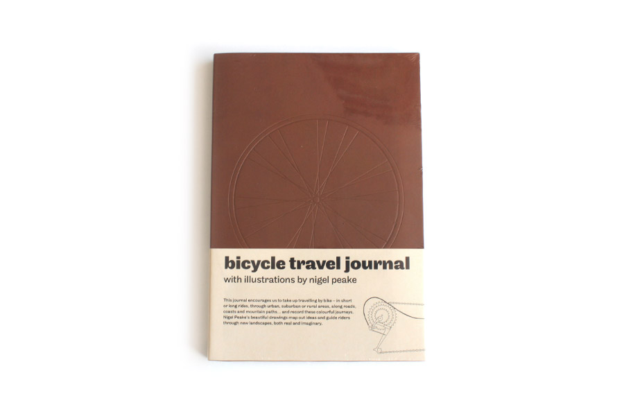 Libro Bicycle Travel Journal