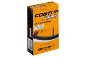 Camera Continental Race 28 Wide 700x25-32C V42mm