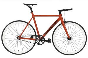 Bicicletta Fixie FabricBike Light Red & White
