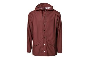 Impermeabile Rains Jacket Marrone