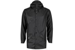 Impermeabile Rains Jacket Nero