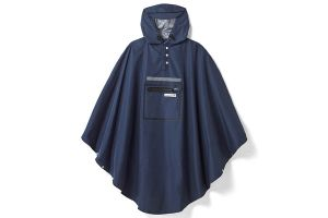 The Peoples Poncho 3.0 Blu