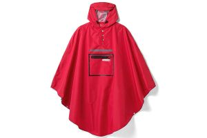 The Peoples Poncho 3.0 Rosso