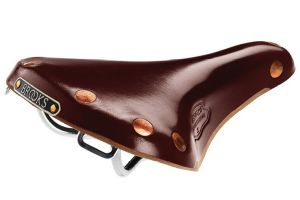 Sella Brooks Team Pro S Chrome Brown