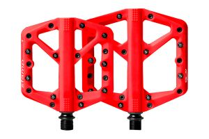 Pedali Crank Brothers Stamp 1 rosso