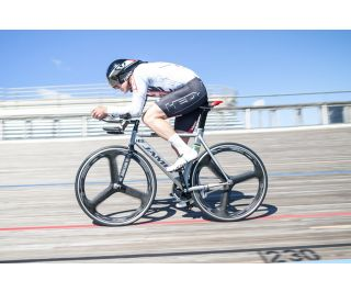 Ruota Fixie Hed H3 Track Posteriore