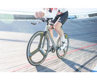 Ruota Fixie Hed H3 Track Anteriore